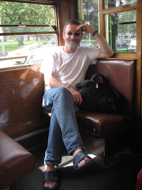 Tram Melbourne