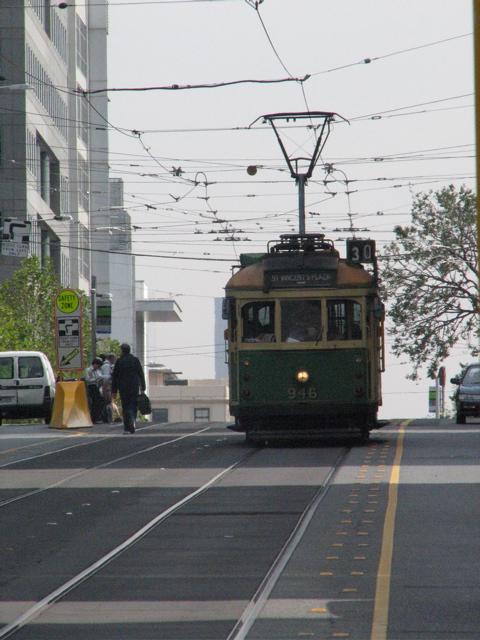 Old tram Melbourne