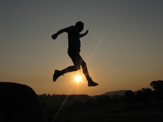 Terip jump